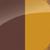 Медовый, коричневый