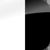 Бело-черный