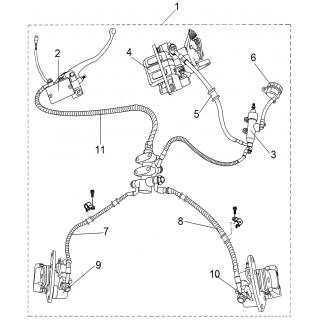 Тормозная система (Emark)