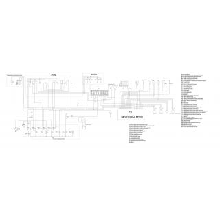 Полная схема электрооборудования