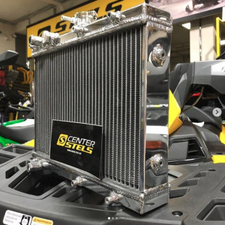 Алюминиевый радиатор SPEX для Guepard