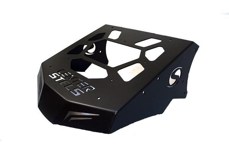 Алюминиевый вынос радиатора для стелс гепард