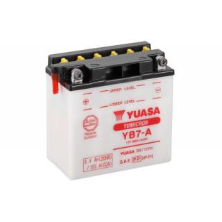 Аккумулятор YUASA YB7-A