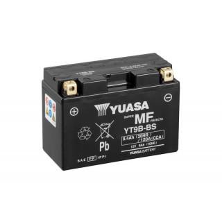 Аккумулятор YUASA YT9B-BS(9B4)