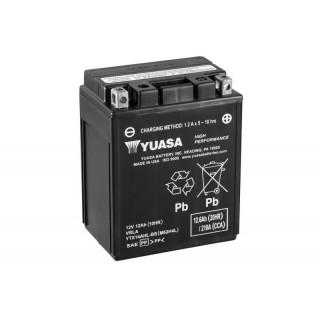 Аккумулятор YUASA YTX14AHL-BS(14L-A2,14L-B2)