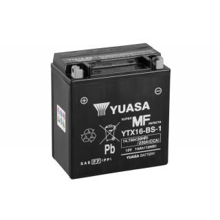 Аккумулятор YUASA YTX16-BS-1