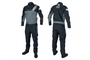 Сухой костюм Finntrail DRYSUIT PRO 2502 GRAPHITE