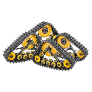 Гусеничный комплект для ATV всесезонный STELS (черно-желтый)
