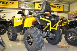 Квадроцикл Stels ATV 650G GUEPARD Trophy (Гепард)