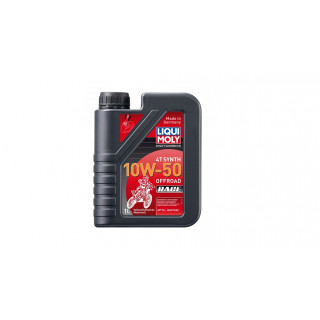 Liqui Moly Motorbike 4T Synth Offroad Race 10W-50 (1л.) 3051