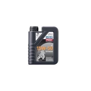 Liqui Moly Motorbike 4T 15W-50 Offroad (HC-синтетическое)