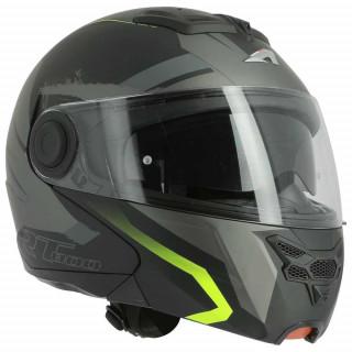 Шлем RT800 ENERGY NOIR/JAUNE