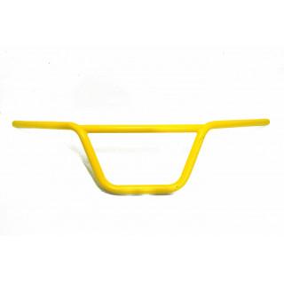 Высокий руль, удлиненный с перекладиной (желтый)