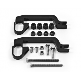 Кронштейн для установки защиты рук Powermadd Sentinel-серии, ATV и мото