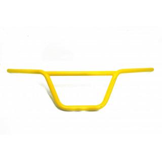 Руль удлиненный с перекладиной (желтый)