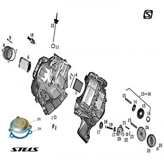 Система смазки ДВС
