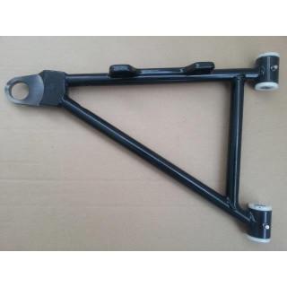 Рычаг передней подвески нижний левый (черный) (см.новый код - JU095997), JU076746