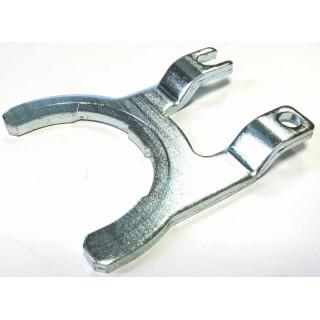 Вилка переключения механизма блокировки дифференциала, сталь, LU022273