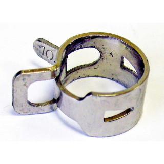 Хомут 10.5x12.5x8.0мм, сталь, LU023407