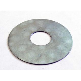 Шайба упорная 12.7х39х0.5мм, сталь, LU060179