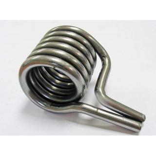 Пружина полушестерни механизма переключения передач, растяжение, LU075241
