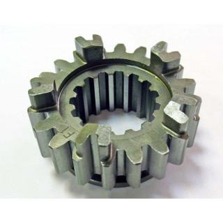 Муфта шлицевая включения пониженной передачи (20 зубьев), сталь, LU075253