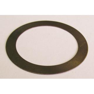 Шайба регулировочная выходного вала коробки передач (30.0х40.0х0.3мм), сталь, LU075263