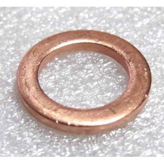 Шайба 10.3х15.0х1.5мм, медь (см.аналог - LU085586), LU014139