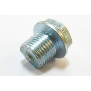 Болт-пробка для слива масла М14х1.5х16мм, сталь (замена для LU065512), LU070905