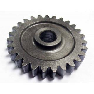 Шестерня стартера промежуточная, сталь, LU065604