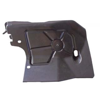Щиток защитный педали заднего тормоза, пластик, JU065033