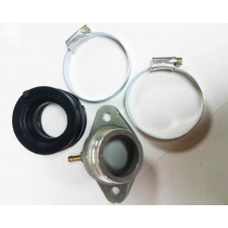 Коллектор впускной, комплект (состоит из LU052438(коллектор)+LU052439(патрубок)), LU053948
