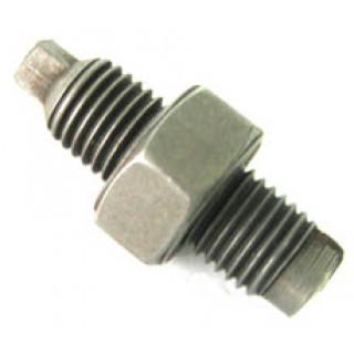 Винт регулировки клапанов с гайкой, сталь, LU043607