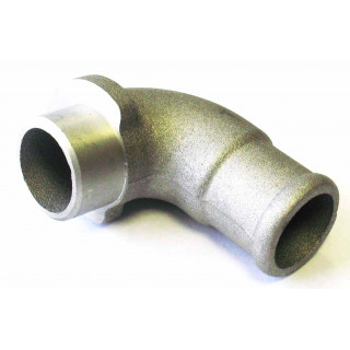 Штуцер системы охлаждения, аллюмин.сплав, LU017559