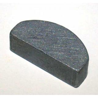 Шпонка коленвала 4x5.5x12.6мм, сталь, LU027753