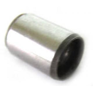 Втулка направляющая 12 x18мм, сталь, LU027767
