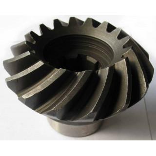 Шестерня коническая выходного вала двигателя(нарезка прав.16Т),ведомая (см.комплект LU049032), LN001032