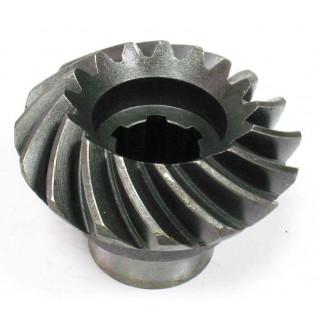Шестерня коническая выходного вала двигателя (нарезка лев.16Т),ведомая (см.комплект LU049032), LU044867
