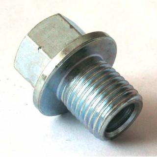 Болт-пробка редукционного клапана системы смазки, сталь, LU018245
