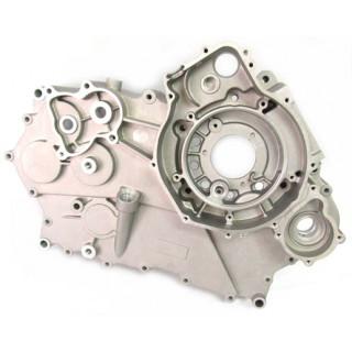 Картер двигателя, правая половина, аллюм.сплав (см.код - LU018286), LU018293