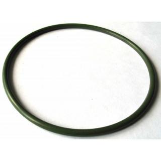 Кольцо уплотнительное 130.0x2.0мм, резина, LU018345