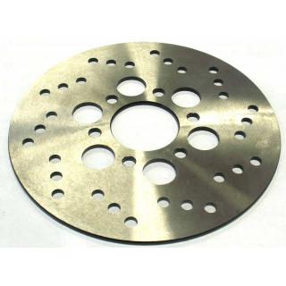 Диск тормозной задний, сталь, LU018462