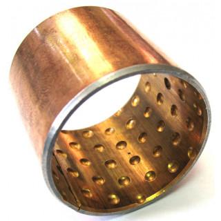 Втулка шестерни повышен/реверсивной передачи 24x26x25мм,сталь, LU018380