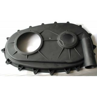 Корпус вариатора, пластик (17 точек крепления), LU018259