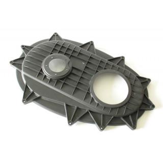 Корпус вариатора, пластик (11 точек крепления) (см.замену на LU058171 + KS000006), LU051937