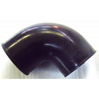 Патрубок выходной,вентиляция вариатора,резина, LU018258
