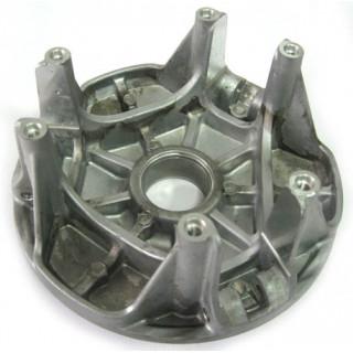 Половина ведущего шкива, подвижная, сталь, LU018340