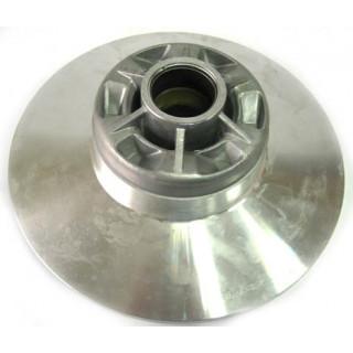 Половина шкива ведомого вала, подвижная, сталь, LU018329