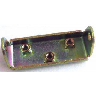 Кронштейн крепления редуктора заднего моста, сталь, LU018100