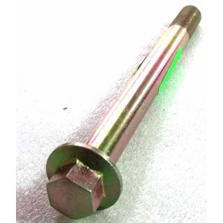 Болт с фланцем M12х1.25х140мм, сталь, LU018066